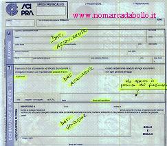 come compilare il certificato di proprietà