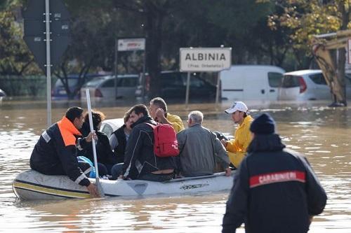 Alluvione Albinia, la beffa dei rimborsi