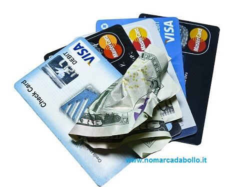 carte di credito o contante ?